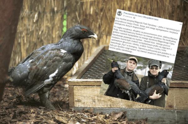 Myśliwy dyrektorem Magurskiego Parku Narodowego