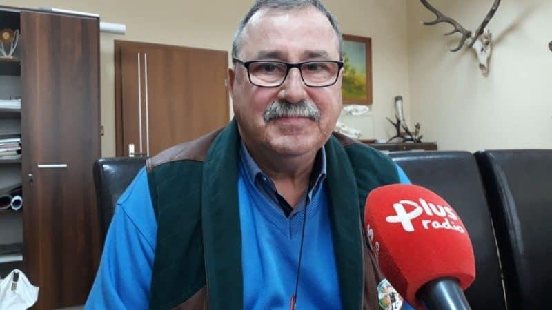 Łowczy Okręgowy Szczypior fot: Radio Plus Radom