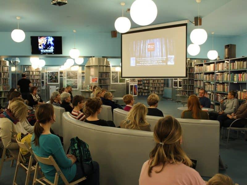 """5 grudnia, Olsztyn, Miejska Biblioteka Publiczna """"Planeta 11"""""""