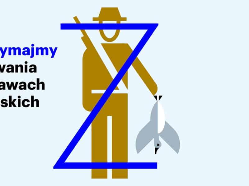 Zatrzymajmy polowania na Stawach Zatorskich!